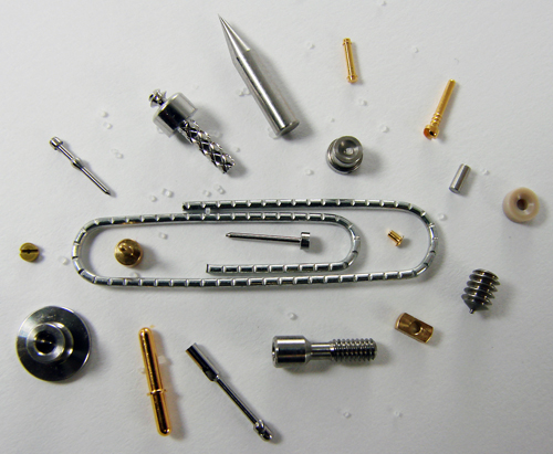 CNC Swiss Micro Machining